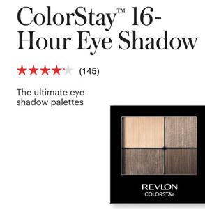 Revlon Clorstay 500 Addictive Eyeshadow Palette Rrp$18.95 Sell $15