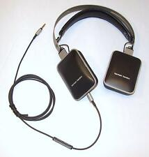 READ__Harman Kardon Precision CL On-Ear Headphones with Mic for iPhone As-Is