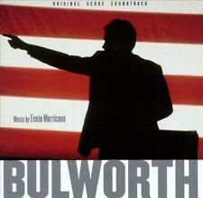 Bulworth by Ennio Morricone (Composer/Conductor) (CD, Jan-1999, RCA)