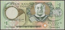 TWN - TONGA 31d - 1 Pa'anga 2005 UNC Prefix C/4
