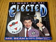 "MR BEAN - ELECTED     7"" VINYL PS"