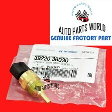 GENUINE HYUNDAI KIA OPTIMA ELANTRA ACCENT COOLANT TEMPERATURE SENSOR 3922038030