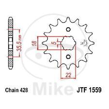 JT Motorrad Ritzel 14 Zähne, Teilung 428 JTF1559.14