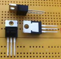 15A 80V PNP Bipolar Transistor D45VH10G  ON Semiconductor TO-220 Multi Qty