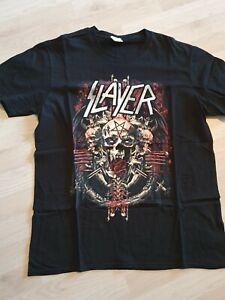 Slayer Shirt (Anthrax, Metallica, Razor, Venom, Overkill, Motörhead, Megadeth)