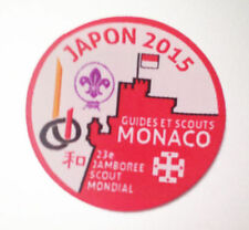Jamboree Patches