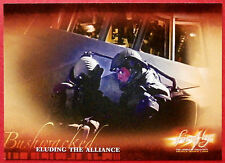 Joss Whedon's FIREFLY - Card #21 - Eluding The Alliance - Inkworks 2006
