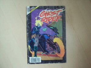 comics GHOST  RIDER   n° 1