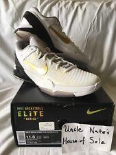 Nike Kobe 7 System Elite 2012 'White', Size 11.5,  DS