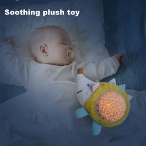 Baby White Noise Toddler toys Sound Machine Starry Sky Projection Music Lamp