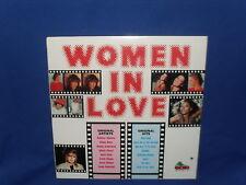 "WOMEN IN LOVE – RARE AUSTRALIAN LP RECORD 12"" 33/3 VINYL"