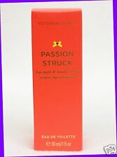 1 Victoria's Secret PASSION STRUCK Eau De Toilette Body Spray Mist 1 oz