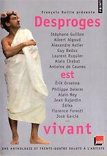 Desproges est vivant : Une anthologie et 34 saluts à l'artiste.Points D002