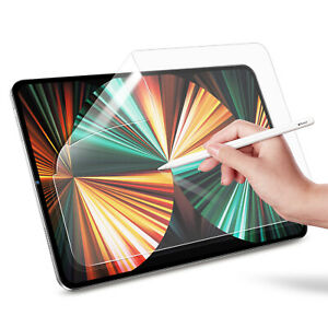 ESR Paper Feel Screen Protector for iPad Mini 6, iPad 9/8/7 iPad Pro 12.9 11 Air