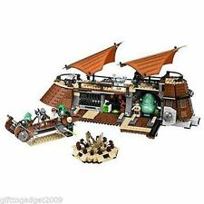 LEGO Star Wars Jabba's Sail Barge (6210) Year Released: 2006 New Rare Collect...
