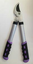 GLASEA  45cm Powerful Gear Action Soft Grip Bypass Shear Pruner 8024B
