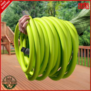 Garden Hose 3/5/10/50 Feet Lightweight Easy Carrying Durable Construction Green