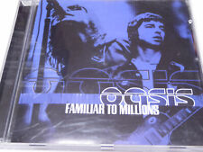 OASIS - Familiar To Millions - VG (CD)