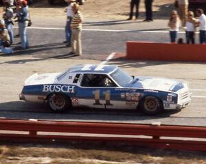 1979 Busch Chevy CALE YARBOROUGH Glossy 8x10 Photo Rockingham 500 Print Poster
