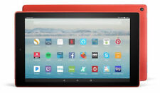 Amazon Fire HD 10 (7th Generation) 32GB Wi-Fi, 10.Inch - Punch Red