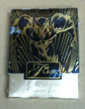 Fleer Flair 94 inaugural edition Marvel Universe, Wolverine, comic cards