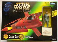 Star Wars Expanded Universe Cloud Car & Air Speeder w/ Firing Proton BNIB 1997