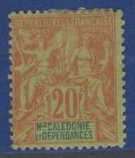 NEW CALEDONIA 49 MINT HINGED OG NO FAULTS VERY FINE !