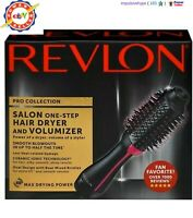 Revlon PRO Collection Salon One Step Hair Dryer and Volumizer Brush-New✅✅✅
