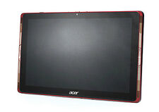 "ACER ICONIA TAB 10 A3-A40 64GB Speicher! 10"" Tablet IPS Display Rot /blau #T2614"