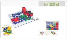 99102 188 ESPERIMENTI SULL' ELETTRICITA' Kit completo sui circuiti elettrici, m