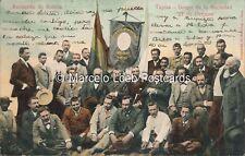 BOLIVIA TUPIZA  GRUPO DE LA SOCIEDAD 27 DE OCTUBRE
