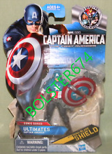 "CAPTAIN AMERICA Duel Blade Shield #1 The First Avenger Comic Series 3.75"" Figure"