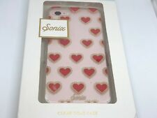 Authentic Sonix Clear Coat Case for iPhone 7 & iPhone 8 (Gypsy Heart)