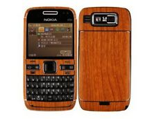 Skinomi Wood Full Body + LCD Screen Protector Surface Film Cover for Nokia E72