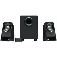 Logitech Z213 Multimedia 2.1 Speakers for PC and Mobile Devices