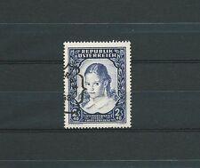 AUSTRIA - 1952 MI 976 - TIMBRE OBL. USED - COTE 3,00 €