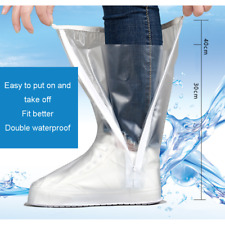 Rain Shoes Covers Cycling Travel Anti-slip Waterproof Scooter Shoe Boots Covers