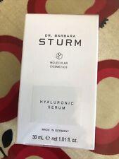 Dr Barbara Sturm Hyaluronic Serum BNIB RRP £235 30ml