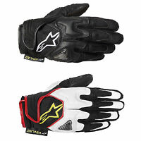 Alpinestars Scheme Short Street Motorbike Motorcycle Short Gloves | All Colours