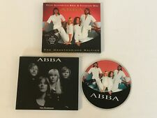 RARE ABBA INTERVIEW CD & ILLUSTRATED BOOK