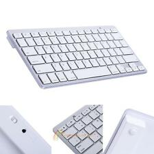 Bluetooth 3.0 Wireless Tastatur Keyboard für Apple iPad 1 2 3 4 Mac Computer PC