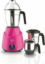 Preethi Galaxy 750W 230V Mixer Grinder With Stainless Steel 3 Jar Pink