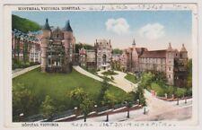 Canada postcard - Montreal, Victoria Hospital - P/U 1936