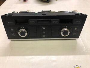 Audi A6 C6 Heater Control Unit 4F2820042M