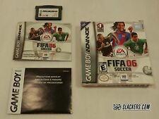 FIFA Soccer 06 (Nintendo Game Boy Advance) COMPLETE IN BOX!! GBA Official Seal