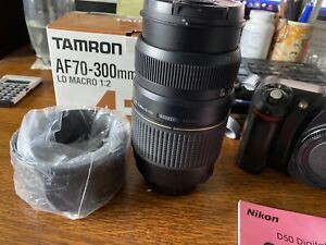 Tamron AF70-300mm F/4-5.6 Di For Nikon