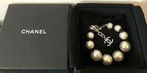 AUTHENTIC CHANEL FAUX PEARL BRACELET BRAND NEW RRP $840