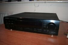 KENWOOD GE-760 Home Audio Hi-Fi Stereo Grafico Equalizzatore separate NERO