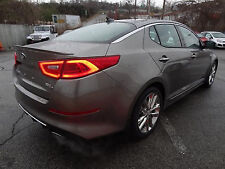 PAINTED FLUSH MOUNT FACTORY STYLE SPOILER FOR A KIA OPTIMA 2014-2015