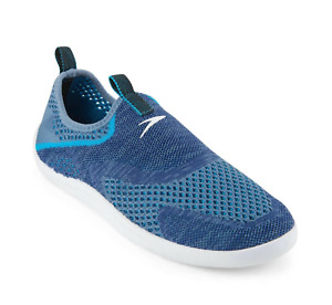 Speedo Women's Surf Strider Water Shoes - Heather Blue - MULTIPLE SIZES *NEW*
